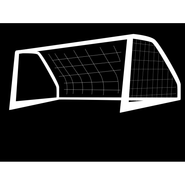 Goal Post Enlarged  PNG Clip art