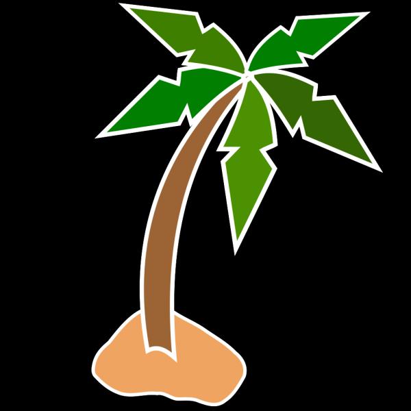 Coconut Tree PNG Clip art