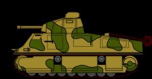 Army Tank PNG Clip art