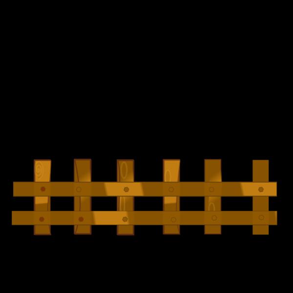 Farm-fence PNG Clip art