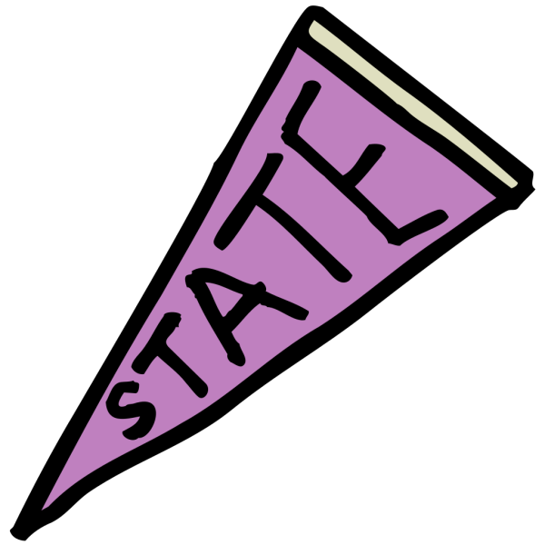 Pennant State PNG Clip art