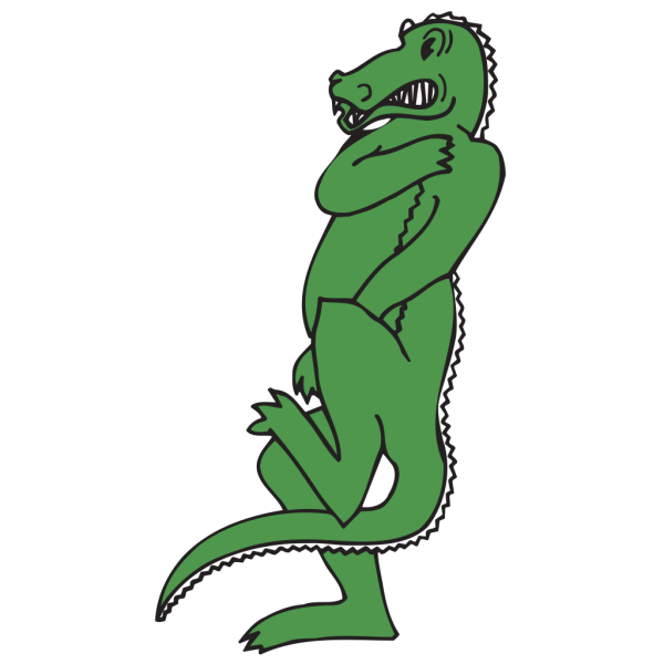 Alligator Covering PNG Clip art