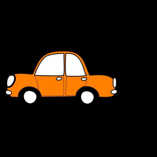 Orange Cartoon Hoopoe PNG Clip art