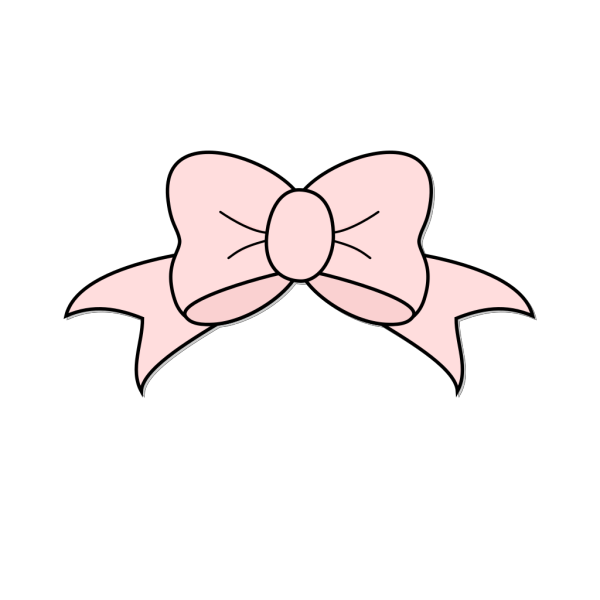 Pink Bow  PNG icons