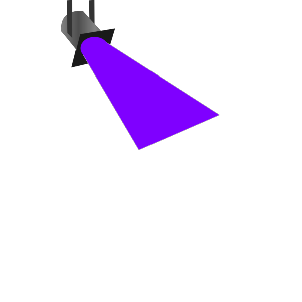 Disco Light Purple PNG Clip art
