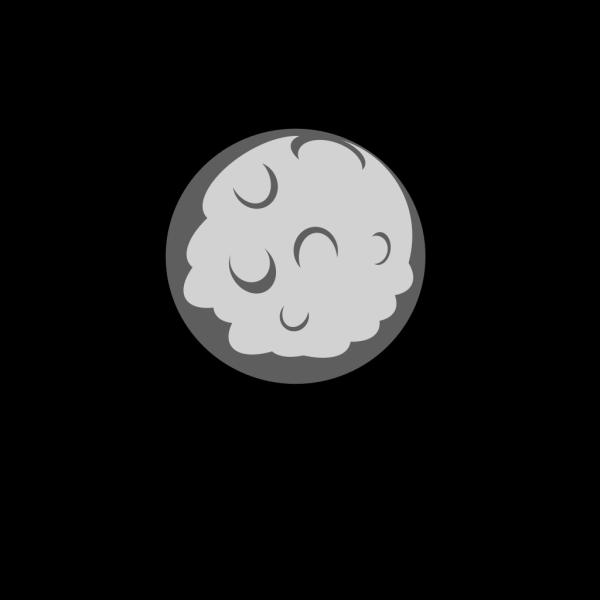 Owl Moon 3 PNG Clip art