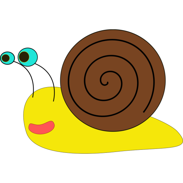 Cartoon Snail PNG Clip art
