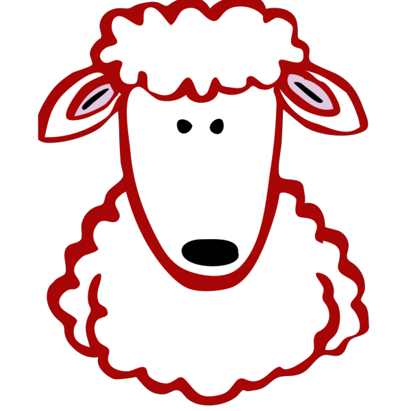 Red Lamb PNG icon