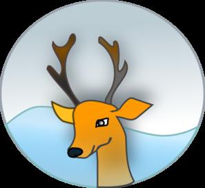 Christmas Reindeer 2 PNG Clip art