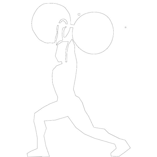 Olympic Weightlifting Clean&jerk PNG Clip art