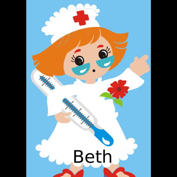 Beth PNG Clip art