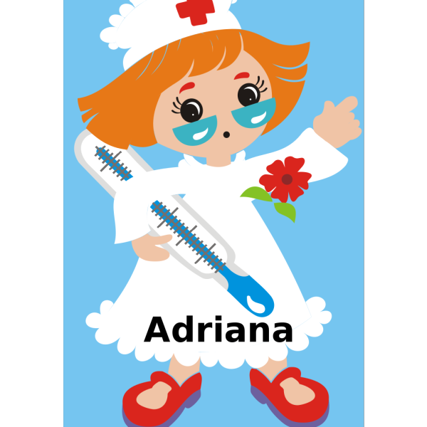 Adriana PNG Clip art