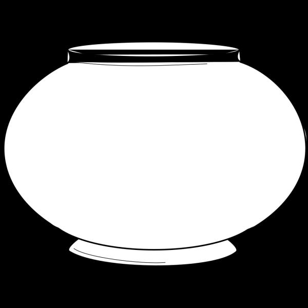 Blank Fishbowl 2 PNG Clip art
