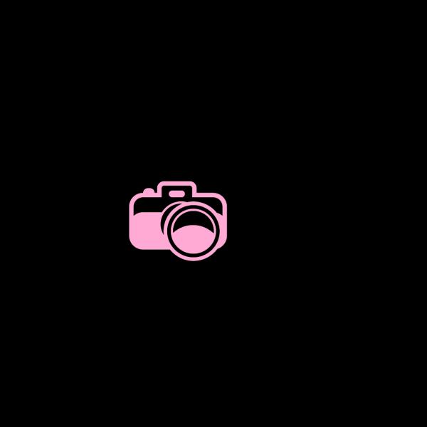 Pink Camera PNG Clip art