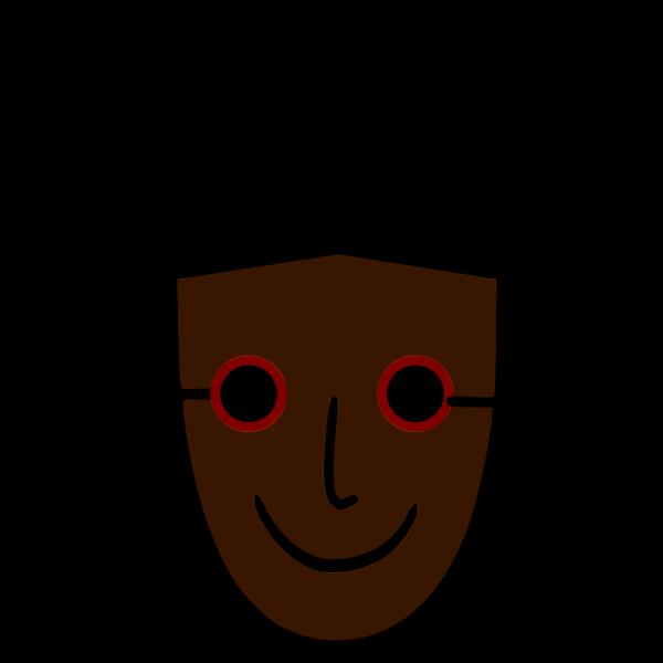 Human Man Face Cartoo PNG clipart