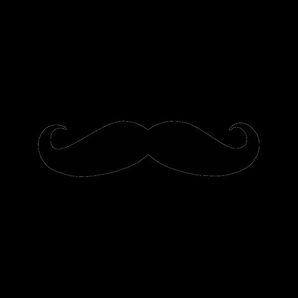 Mustache Hair PNG Clip art
