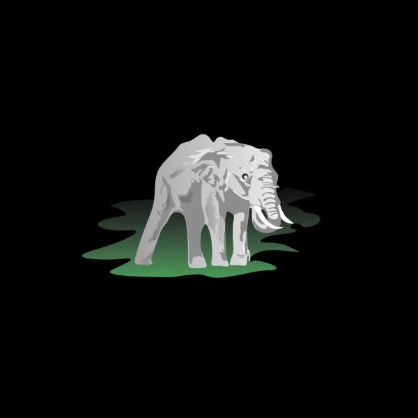 Cartoon Elephant 3 PNG Clip art