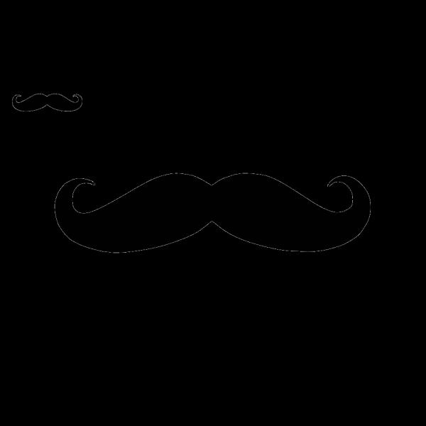 Moustache PNG Clip art