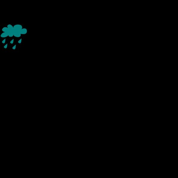 Rain Cloud PNG Clip art