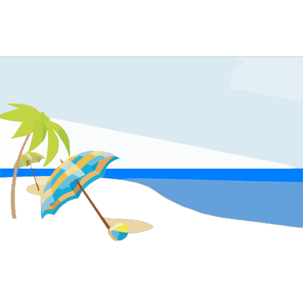 Bird On A Beach PNG images