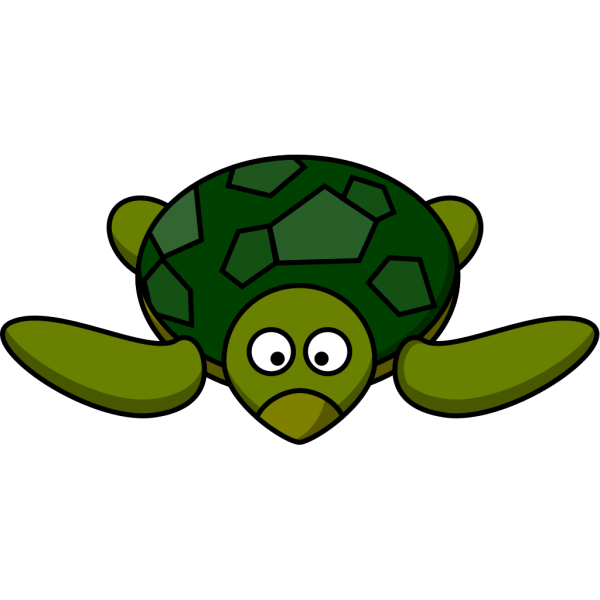 Cartoon Turtle PNG images