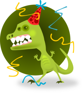 Party Animal PNG Clip art