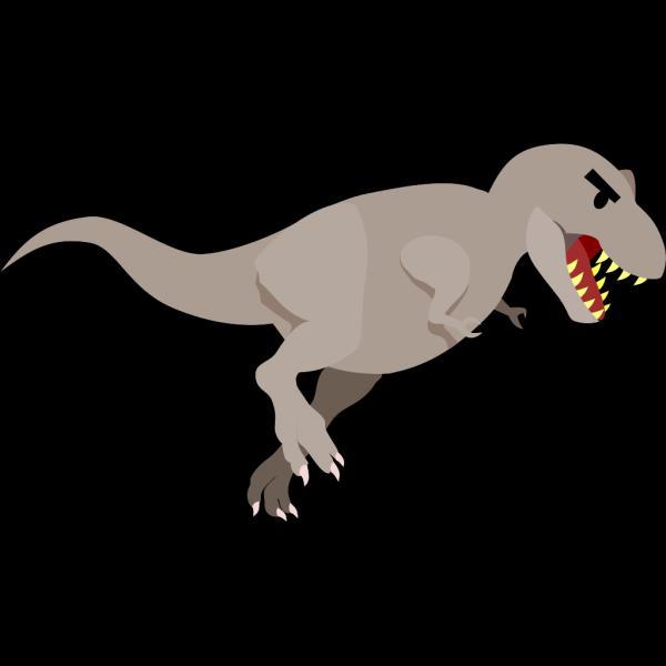 T Rex Cartoon PNG Clip art
