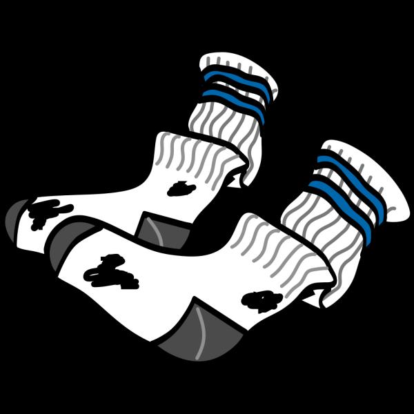 Dirty Socks PNG Clip art