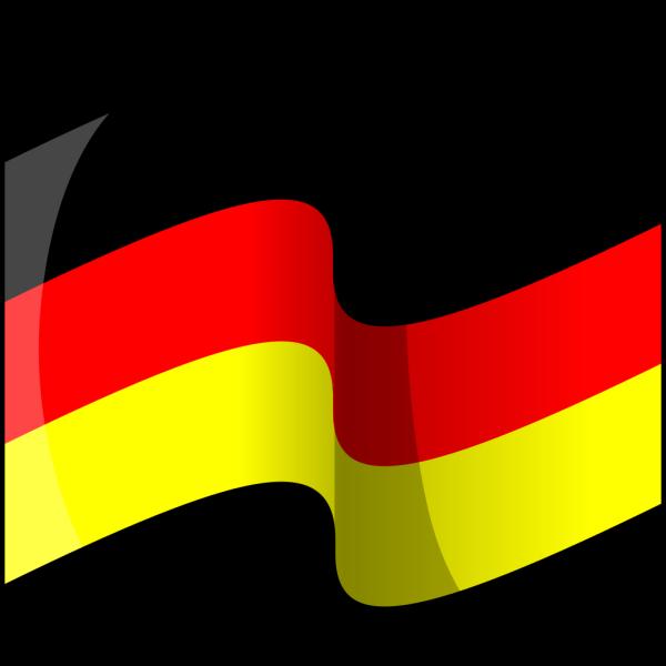 Waving German Flag PNG images