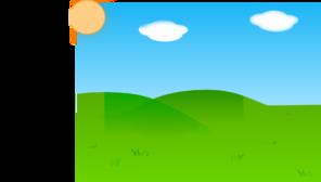 Plain Farm Background PNG Clip art