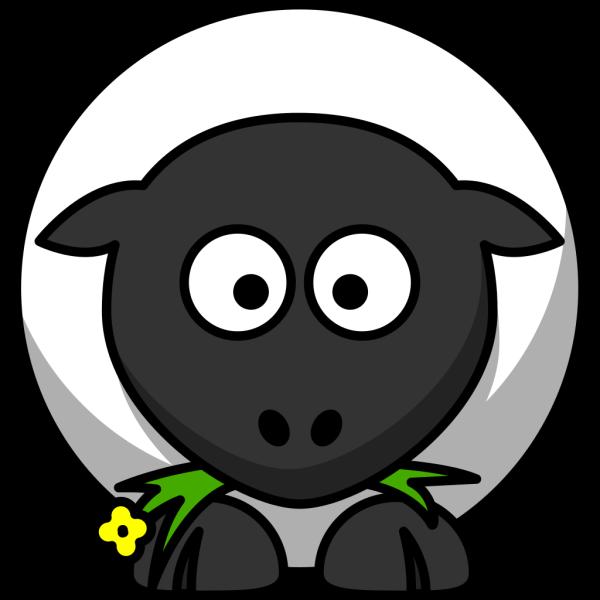 Cartoon Sheep PNG Clip art
