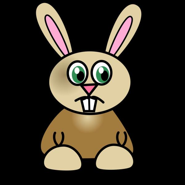 Sad Bunny PNG Clip art