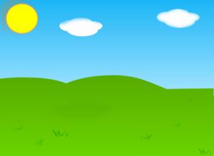 Cartoon Hills PNG Clip art