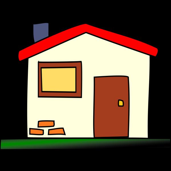 My House Cartoon PNG Clip art