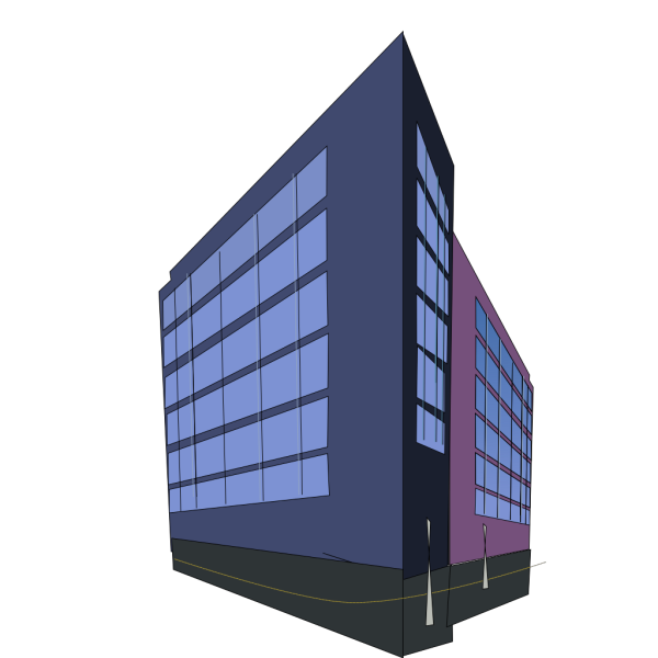 Commercial Building PNG Clip art