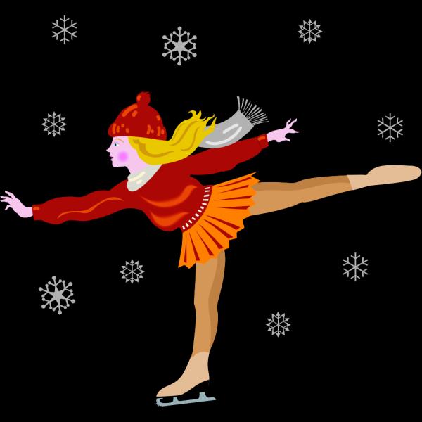 Ice Skating PNG Clip art