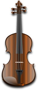 Violin PNG images