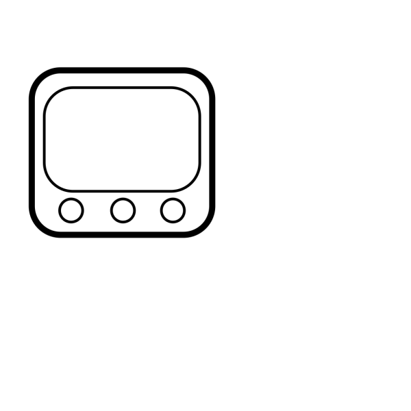 Tv Television PNG icons
