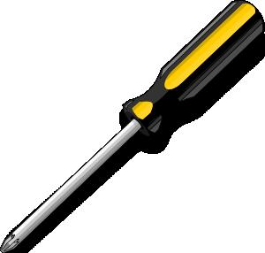 Screwdriver 6 PNG Clip art