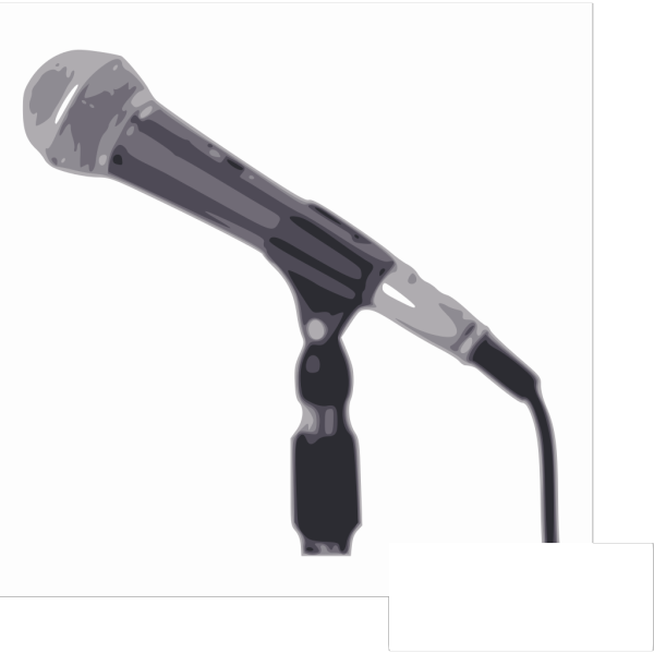 Microphone Cricket PNG Clip art