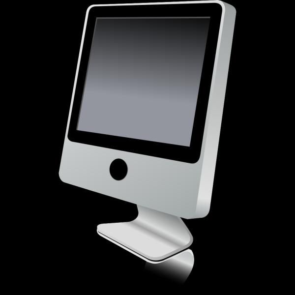 Computer Monitor PNG icons