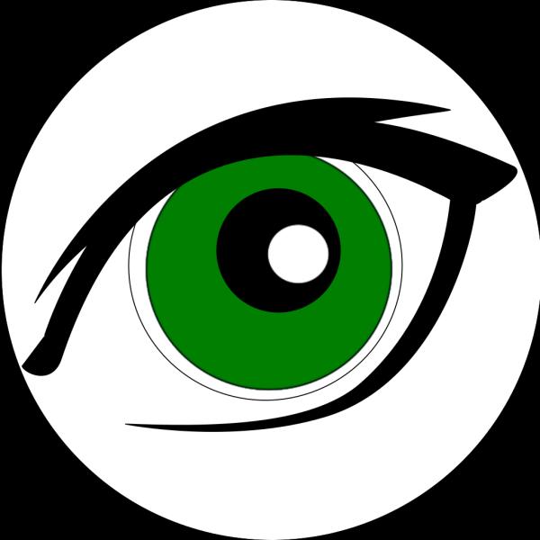 Green Eyes PNG Clip art