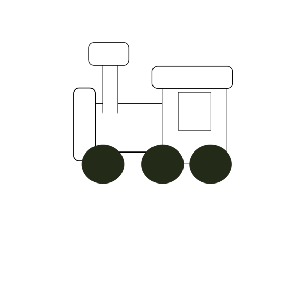 Steam Train Engine PNG images