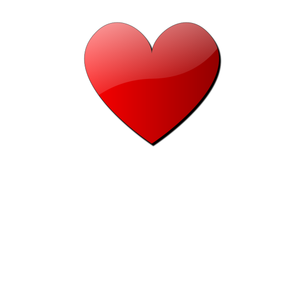 Burning Heart PNG images