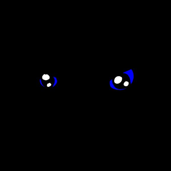Cartoon Angry Eyes PNG Clip art