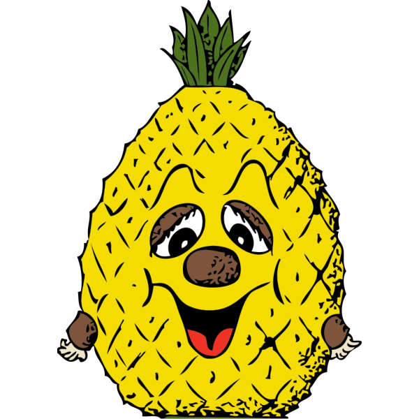Pineapple Head PNG images