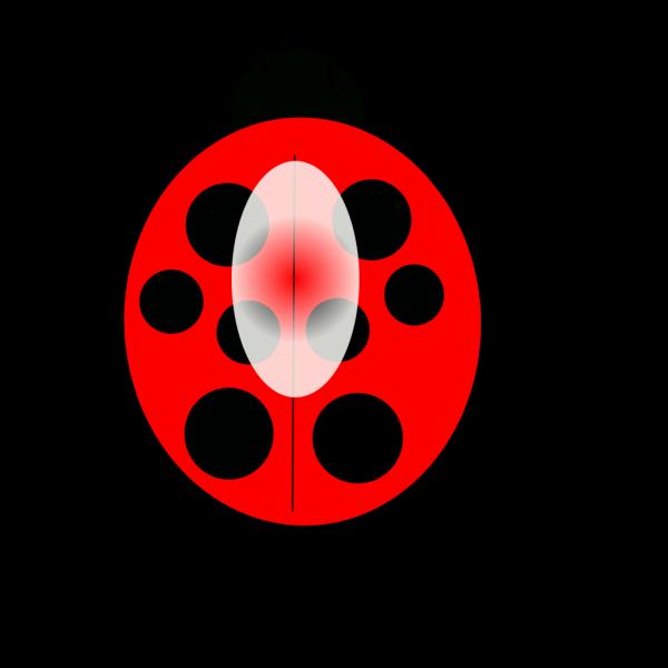 Red Ladybug PNG Clip art
