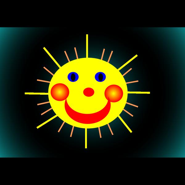 Summer Sun PNG Clip art