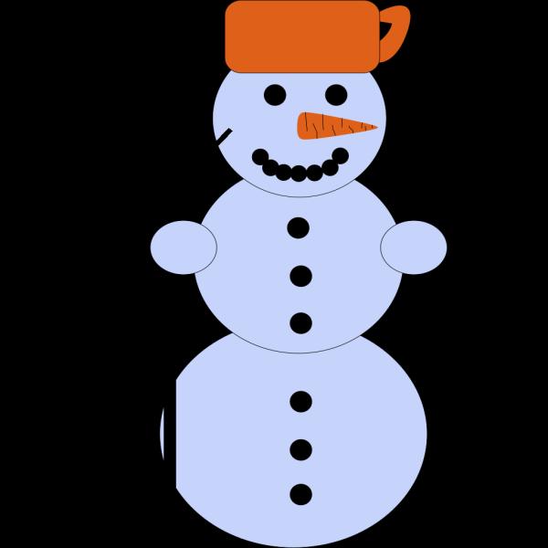 Snowman Cartoon PNG Clip art