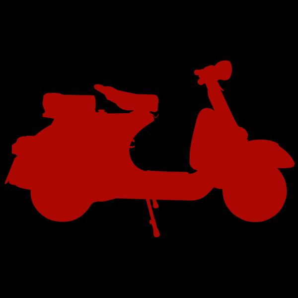Vespa PNG Clip art